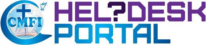 CMFI Help Portal